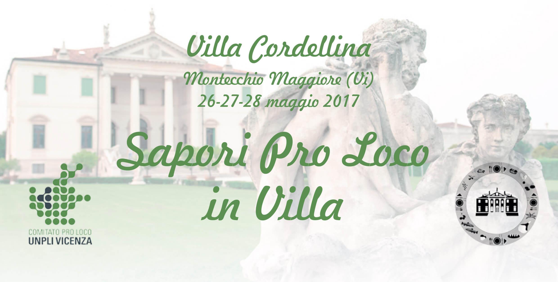 Villa Cordellina  Maggio